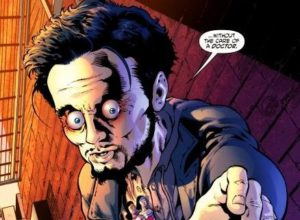 DOCTOR PSYCHO dc character