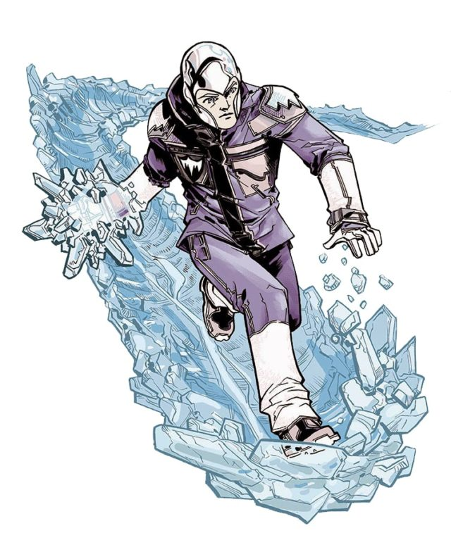 POLAR BOY-DC