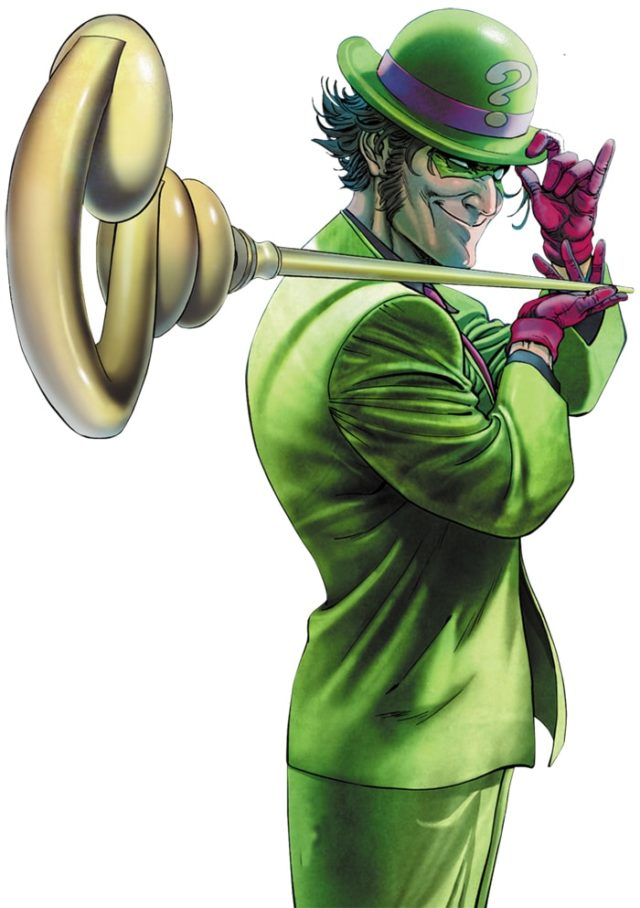 RIDDLER, THE-DC
