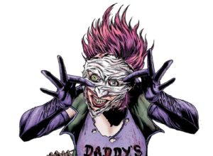 JOKER'S DAUGHTER