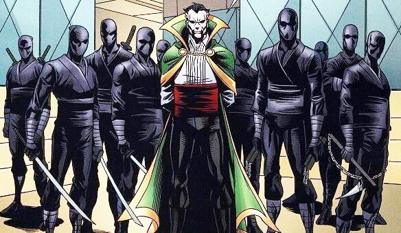 LEAGUE OF ASSASSINS