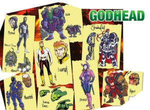 NEW GODS, THE DC