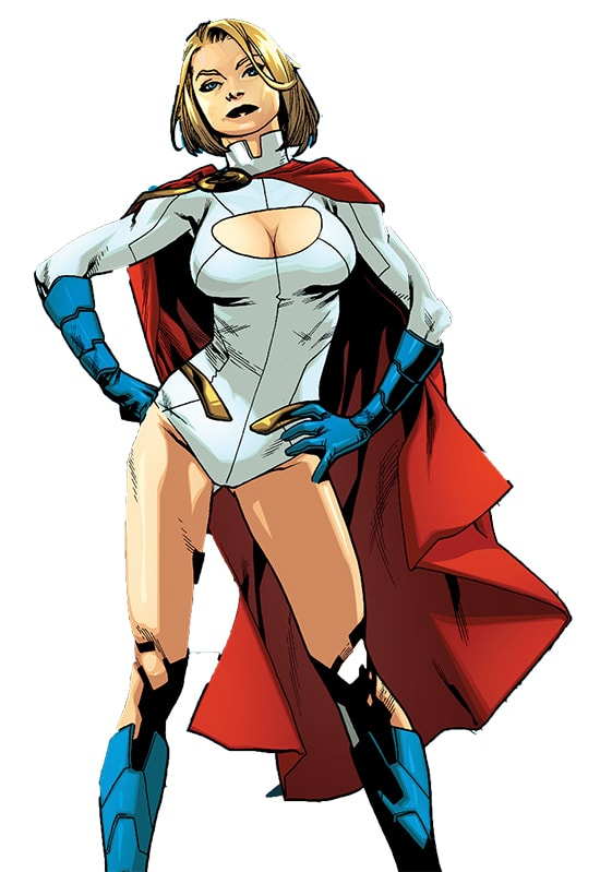 POWER GIRL-DC